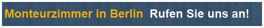 monteurzimmer in berlin